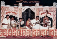 Concert with Kamal Mullick